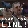 Walter Sobchak informs you of your mistake